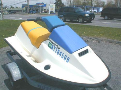 Sea Doo Sp Manual