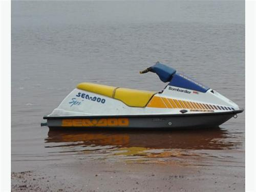 1991 Seadoo Sp Gt Xp 5804 5811 5850 Pdf Service Manual Download