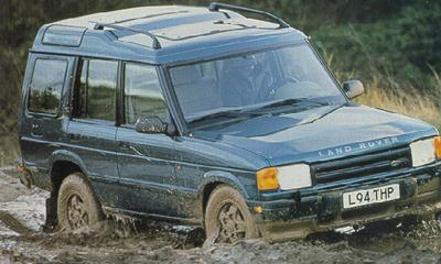 Land Rover Discovery 1995-2010 PDF Service Manual Download