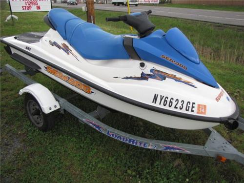 2004 seadoo Gti Manual