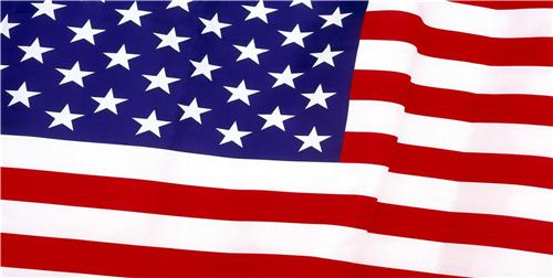 American Flag Waving License Plate For Car Auto Tags Patriotic United States Flag