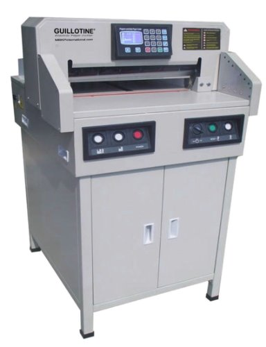Guillotine EC19 PRO Electric Paper Cutter