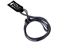 Black USB Micro Charging Cable