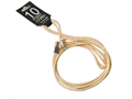 Gold Lightning Charging Cable