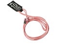 Pink USB Micro Charging Cable