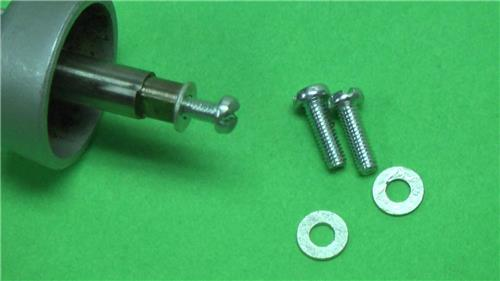 Bell & Howell Super 8 and Regular 8mm Movie Projector Reel Spindle Plastic Screw Replacement