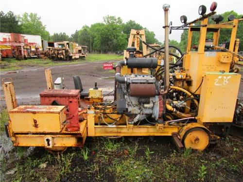 NORDCO SUPER CLAW SPIKE REMOVER MOW MAINTENANCE OF WAY RR RAILROAD