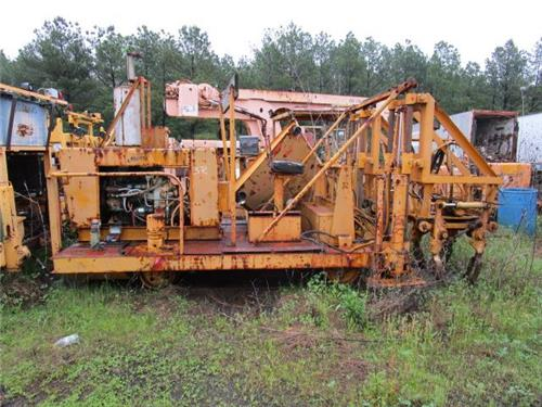 CANRON VIBRA TOOL TAMPER MOW MAINTENANCE OF WAY RR RAILROAD
