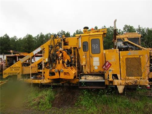 JACKSON 3300 TAMPER  MOW MAINTENANCE OF WAY RR RAILROAD