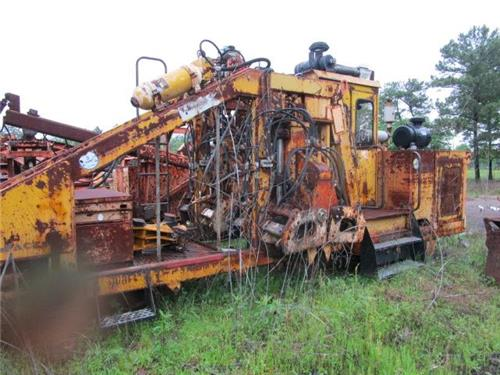 JACKSON 2900 MOW MAINTENANCE OF WAY RR RAILROAD