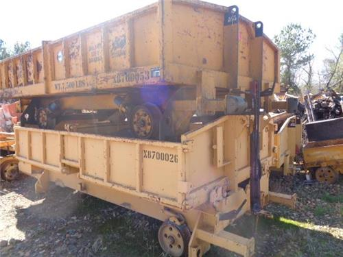 Scrap Cars Near Me >> RAILROAD MAINTENANCE OF WAY MOW LARGE INVENTORY OF RAIL CARTS FOR SCRAP OTM - RAILIRON--USED ...