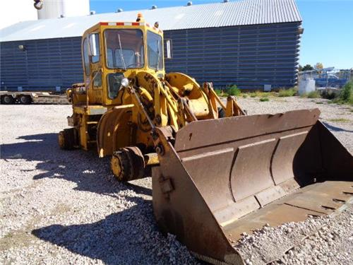 CAT CATERPILLAR 966 FRONT END WHEEL PAY LOADER