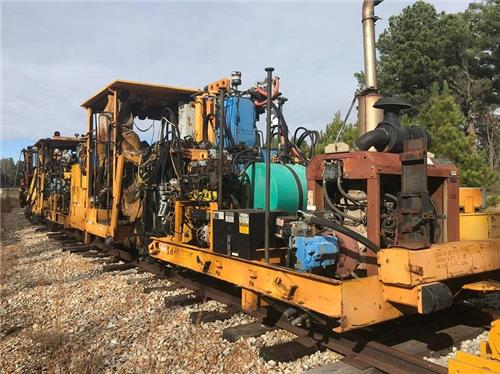 RAILROAD MAINTENANCE OF WAY NORDCO MODEL C SPIKER