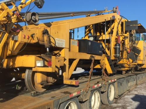 2014 HARSCO JACKSON  6700  PRODUCTION RAILROAD TAMPER MOW RR TIE JUPITER TWO SYS