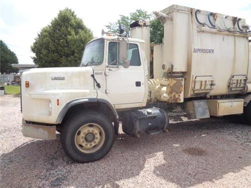 1995 FORD L9000 SUPER SUCKER VAC TRUCK ONLY 18000 MILES