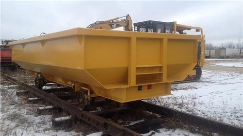 Ballast Cart 50,000 Capaticy ( Like New )