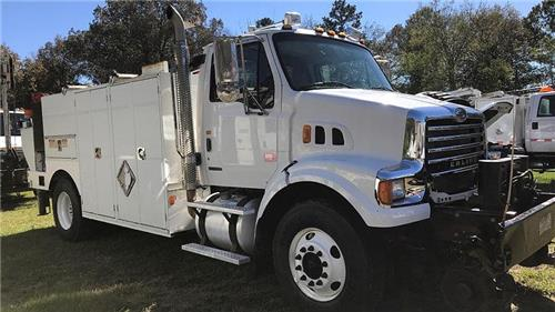 09 Sterling C 7500 Hy-Rail Service Truck