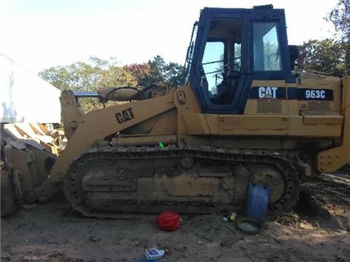 2011 CAT CATERPILLAR 963c Dozer