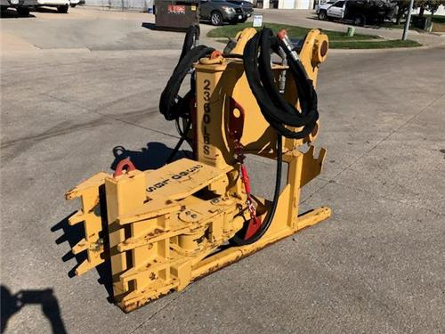 Dymax RAILROAD Tie Inserter Attachment