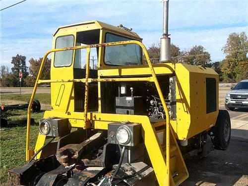 75TM RAILROAD Trackmobile CAR MOVER