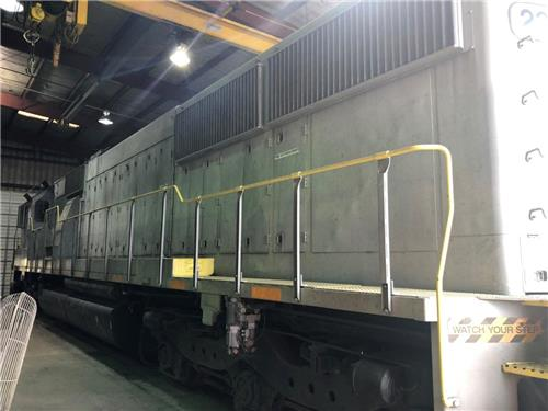 3 RAILROAD SD-50'S LOCOMOTIVE SWITCHER POWER UNITS AVAILABLE FOR IMMEDIATE SALE