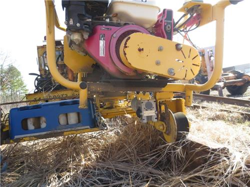 GEISMAR TIE DRILL WALK BEHIND PORTABLE HEAVY DUTY