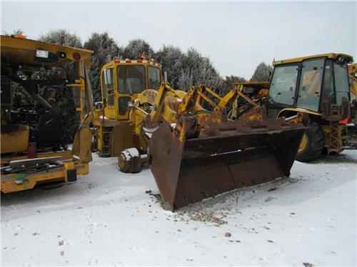CATERPILLAR 966 FRONT END WHEEL PAY LOADER PARTS MACHINE
