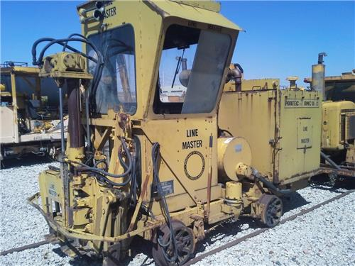 LINEMASTER RAILROAD LINER RIDE ON VERY RARE MACHINE