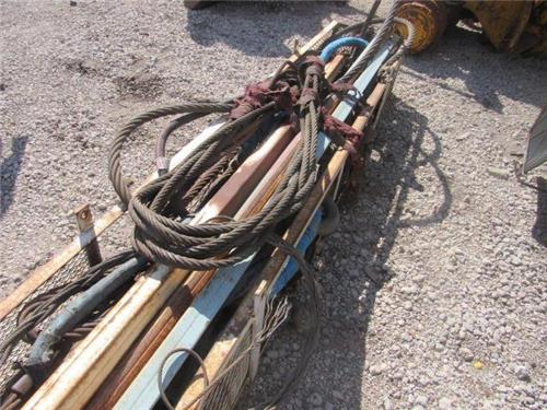 Crane Spreader Bar Assembly Cables For Sale