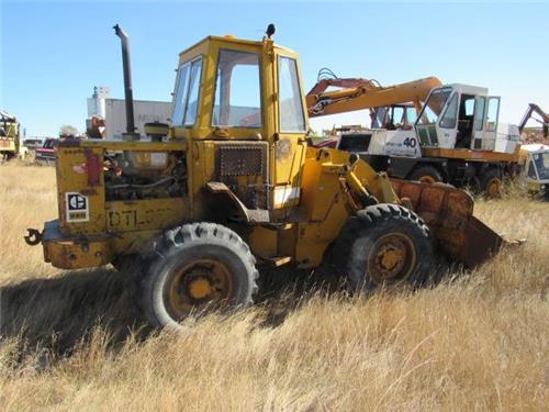CAT CATERPILLAR FRONT END WHEEL PAY LOADER 920 BAD TRANNY