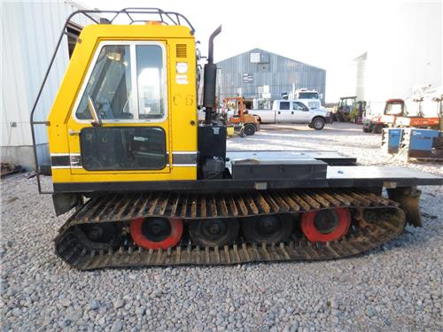 SKIDOZER SNOW CAT SV 252-G501  UTILITY TRACK CRAWLER OFF ROAD PLUMBED FOR A PLOW