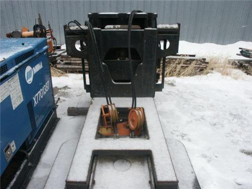 FORK LIFT SWING SHIFT SWIVEL HOIST PICKER LOADER SKID PALLET BOXCAR CONTAINER