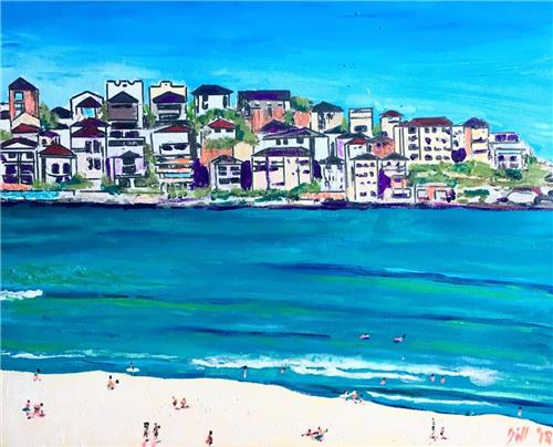 Bondi Summer Afternoon
