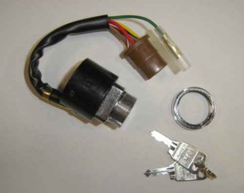 (08B) Ignition Switch Honda CT70 K1-K3 on honda nc50 wiring harness, honda sl70 wiring harness, honda key, honda cb550 wiring harness, honda s90 wiring harness, scooter brake electrical harness, honda sl125 wiring-diagram, honda ruckus wiring-diagram 03, honda cb750 wiring harness, honda ct90 wiring harness, honda ruckus gy6 wiring-diagram, honda ruckus wiring switch, honda crf450x wiring harness,