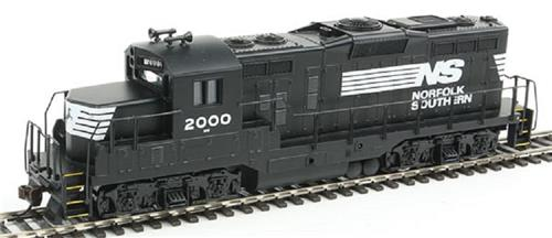 HO-Walthers Trainline-931-453 GP9M Diesel Locomotive-Norfolk Southern RR #1810