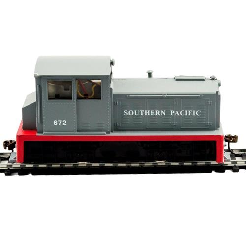 HO-Model Power-96672-DDT Plymouth Industrial Switcher-Southern Pacific RR #672