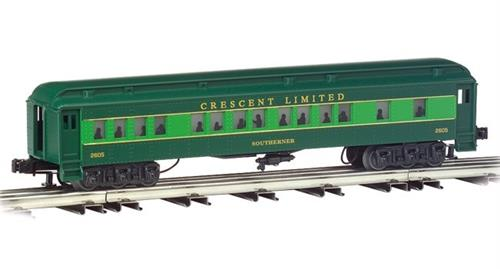 O Gauge-Williams/Bachmann-43461-Southern Crescent-60' Madison 4 Car Passenger Set