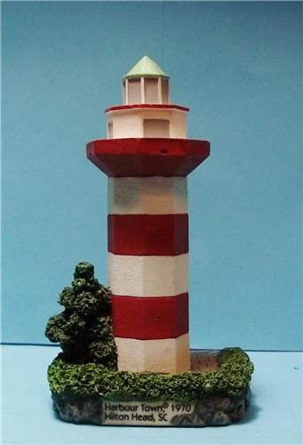 Lefton Historic American Lighthouse Collection-CCM12430-Harbour Town-South Carolina
