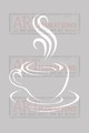 Coffee Cup - ARTplorations Stencil