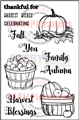 Holiday Expressions: Thankful for Autumn - Shery Russ Designs