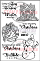 Holiday Expressions: Yuletide Cheer - Shery Russ Designs