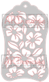 Bold Florals Mini - ARTplorations Stencil