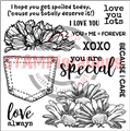OUT OF STOCK! Pocket Blooms with CUTplorations Pocket Die - Shery Russ Designs