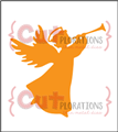 Christmas Icons - Christmas Angel - CUTplorations