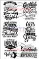 Words of Gratitude - Shery Russ Designs