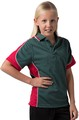 Tri Colours  62 colours   Kids Polo shirt  Sports Team Club School Gym Casual   6-14  BeSeen BSP16K