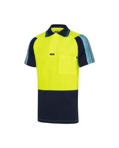 visitec shift polo cheap sale discount clearance budget workwear 6