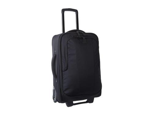Pacsafe Toursafe LS21 Anti-Theft Wheeled Carry-On Suitcase Bag Black