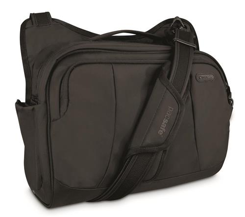 Pacsafe Metrosafe 275 GII Laptop Messenger Bag Carry-On Black NWT