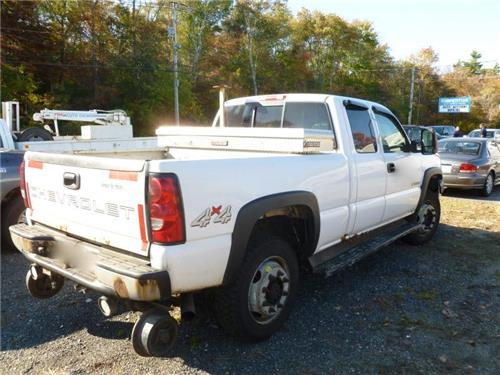 2006 CHEVY K2500 4X4 RAILROAD HIGH RAIL INSPECTION MAINTENENCE SERVICE TRUCK